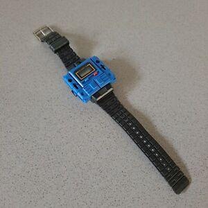 Vintage 80s Retro Transforming Robot  Game Watch Collectors Display