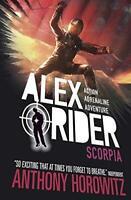 Scorpia by Anthony Horowitz (Alex Rider)