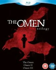 Omen Trilogy 5039036039390 With Sam Neill Blu-ray Region B
