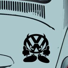 VW Volkswagen badge Logo Vinyl Decal Stickers Car Van Camper transporter Beetle