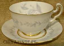 NORTHUMBRIA china MORNING MIST Cup & Saucer Set