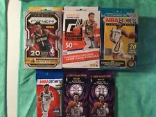 LOT. 2019/20-20-21  PRIZM,HOOPS,DONROSS, Basketball 3)Hanger Box (3)Fat Pack!