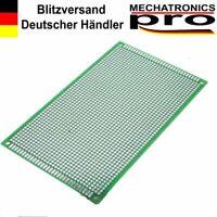 Lochrasterplatinen Leiterplatte 9 cm x 15 cm Arduino Raspberry