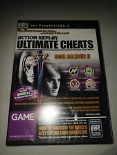 SoulCalibur II Ultimate Cheat Disc Action Replay Game PS2 Sony Playstation 2 new