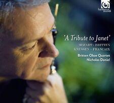 Britten Oboe Quartet - Tribute to Janet