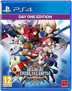 BlazBlue: Cross Tag Battle Special Edition PS4 PlayStation