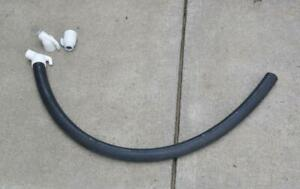 Maytag Wringer Washer DRAIN HOSE A4374 (Gravity feed) 1940's to 1980's washers