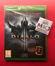 Diablo III Ultimate Evil Edition - XBOX ONE - NUEVO