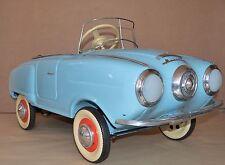Original 1968 STUDEBAKER Antique Vintage Pedal car