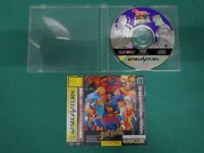 Sega Saturn -- X-Men VS. Street Fighter[No manual] -- *JAPAN GAME* SS. 20087