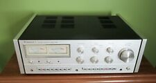 Vintage HP-1000 Sherwood Amplifier RESTORED / Beautiful with Incredible Sound!