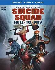 Suicide Squad: Hell to Pay (Blu-ray Disc, 2018)