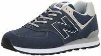 New Balance 574v2 Core, Sneaker Uomo - ML574EGN NAVY SCARPA