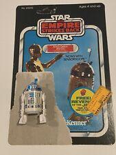 Vintage Star Wars R2-D2 Sensorscope 1980 w/ Revenge Card Back Kenner figure