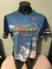 Voler Cycle Montana Cycling Jersey Mens size 2XL made in USA