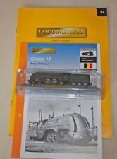 N Gauge Del Prado  Locomotives of the World -Class 12 (SNB) 4-4-2