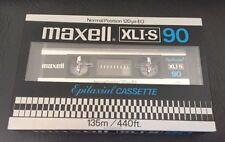TDK Blank Audio Tape Cassettes