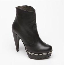 Bruno Magli- Leather Nerea Boots Uk 4.5 £240 Season Trend Like Lanvin