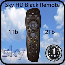Sky HD Plus TB Genuine Remote Control Rev 9F Black A Grade 1TB or 2TB HD Box