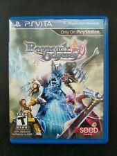 Ragnarok Odyssey (PS Vita) Replacement Case *CASE ONLY*
