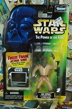 1997 Star Wars Power of the Force Lak Sivrak with Blaster Pistol and Vibro-Blade