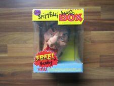 Vintage 1987 Spitting Image Ronald Regan Bendy in Original box - Political