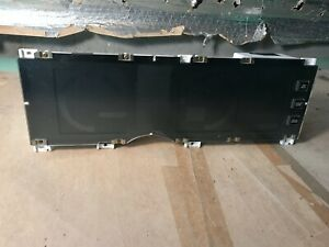 90-92 OEM Cadillac Allante digital instrument cluster gauge display MPH speedo
