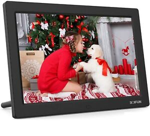 10.1 Inch HD Digital Photo Frame With Remote - JEEMAK