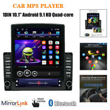 "1DIN 10.1""Android 9.1 Quad-core 2+32GB Car Stereo Radio GPS Navi Wifi MP5 Player"