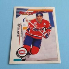 1993/94 Panini Hockey Denis Savard Sticker #17***Montreal Canadiens***