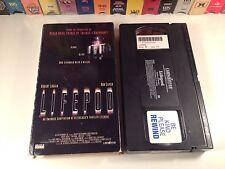 Lifepod TV Movie Sci Fi Thriller VHS 1993 Robert Loggia Ron Silver Stan Shaw