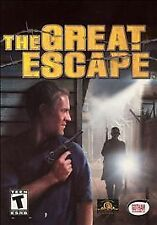 Video Game PC The Great Escape (PC, 2003) NEW SEALED Box