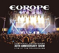 Final Countdown 30Th Anniversary Show - Live At The Roundhouse (Bluray/2Cd) F/S