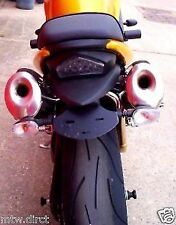 TRIUMPH R&G RACING Tail Tidy / Licence Plate Holder Triumph Speed Triple 2006