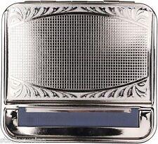 Ciggi Zigarettenfertiger / Zigaretten-Rollbox / Metall / Ornament