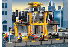 Lego 4513 GRAND CENTRAL STATION City Train Complete w/Instructions New Stickers