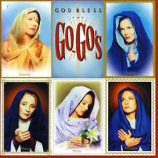 New: Go-Go's: God Bless the Go-Go's Import Audio Cassette