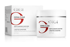 GIGI Derma Clear - Deep Cleansing Liquid Pads 60 Pads
