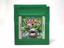 Pokemon Green English version GBA GBC - Made with Original Cartridge