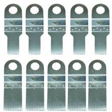 10x TopsTools Multitool Blade for Worx Sonicrafter Ryobi Erbauer AEG Multi Tool