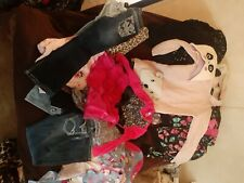 Lot Of Little Girls Clothes Size 6 / 6x