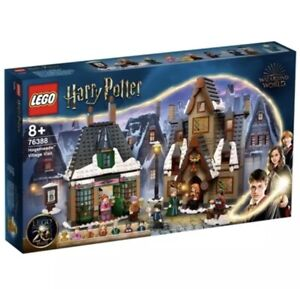 LEGO 76388 Harry Potter Hogsmeade Village Visit Brand New Without Box