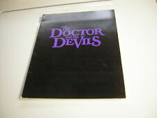 THE DOCTOR OF THE DEVILS PRESS KIT MOVIE LOT OF 7 PHOTOS TIMOTHY DALTON HORROR