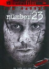The Number 23 (unrated Infinifilm Edition) DVD
