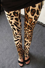 Latest Popular 99 Patterns Funky Checks Flower Prints Women Tight Leggings Pants