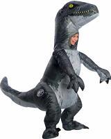 Rubies T-Rex Jurassic World Dinosaur Child Kids Boys Halloween Costume 610814