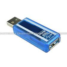 0-3 A OLED USB Charger Capacity Power Current Voltage Détecteur Testeur Compteur + étui
