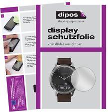 6x Garmin vivomove HR Schutzfolie klar Displayschutzfolie Folie Display Schutz