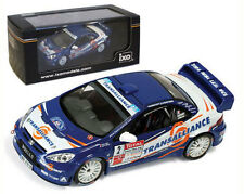 IXO RAM292 Peugeot 307 WRC Winner Rally Cevennes 2007 - P Henry 1/43 Scale