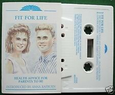 Fit for Life Health Advice for Parents To Be Cassette Tape - TESTED